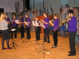 New Forest Youth Orchestra – Wind Ensemble